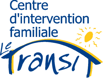 Logo Centre d'intervention familiale Le Transit