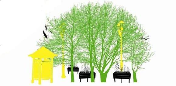 Un jardin urbain pour notre communauté